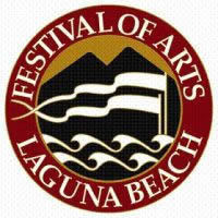 Cybill visits the Laguna Beach Festival of Arts