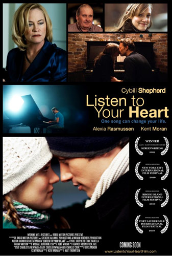 Cybill appears in the film Listen To Your Heart!