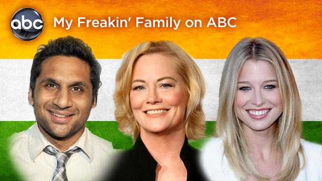 Cybill scores lead role in MY FREAKIN' FAMILY on ABC!