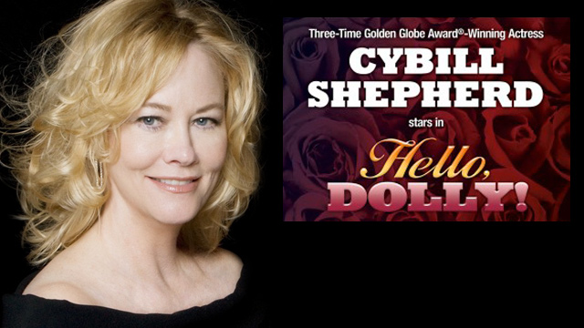 Cybill does Dolly In Raleigh!