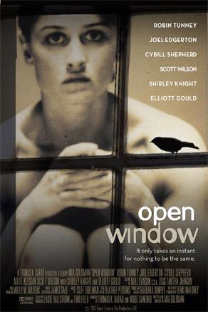 Open Window premiers on Showtime July 16