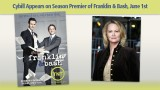 Franklin & Bash has begun production on the second season of the TNT buddy-lawyer drama and has booked three guest stars. Golden Globe winner Cybill Shepherd, Ugly Betty vet Eric Mabius and...